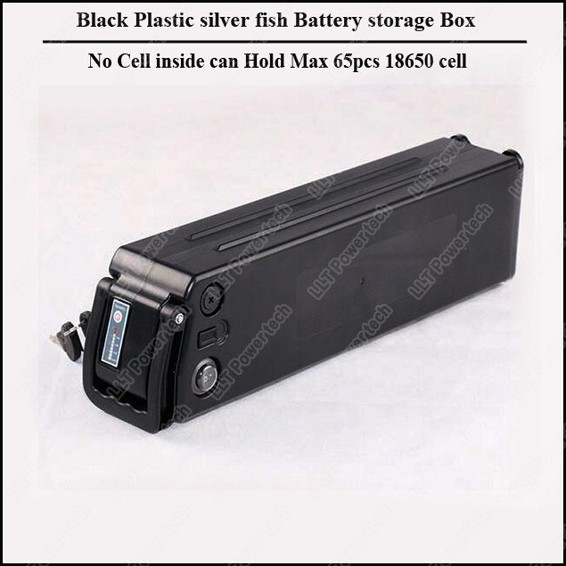 36V 48V Battery Box Folding Ebike Electric Bike Top Cover Holder Case Storage