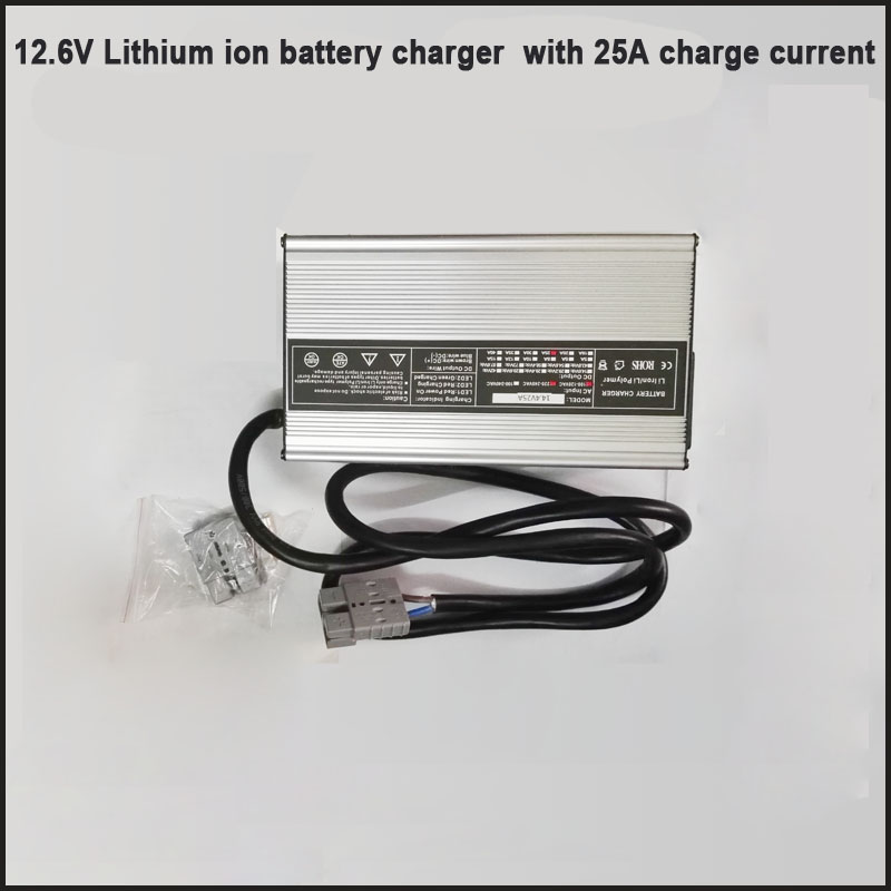 3s lithium ion 12 6v battery charger with 25a constant charge3s lithium ion 12 6v battery charger with 25a constant charge current suitable for 12 6v or 12v lithium ion battery charger