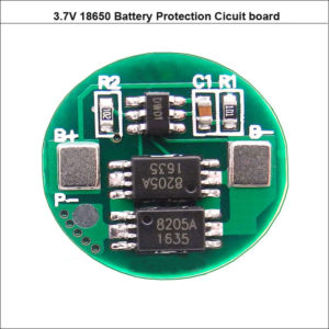 LTO (Lithium titanate battery ) PCB board