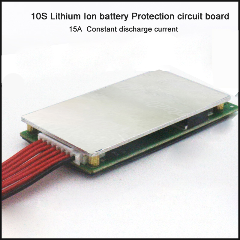 10S 36V Lithium Ion battery PCB board