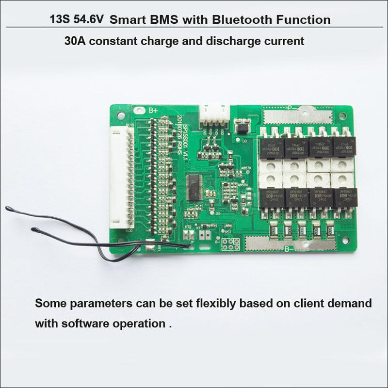 13S Bluetooth BMS
