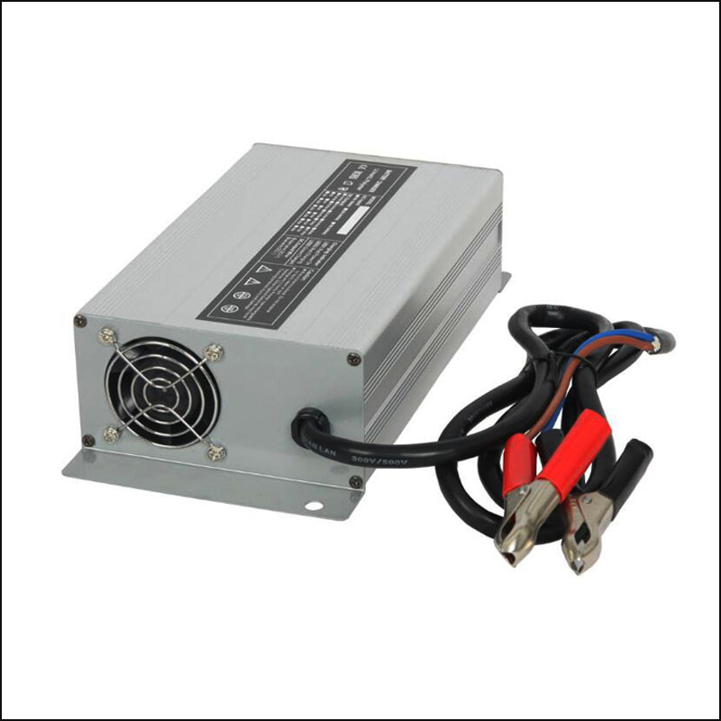 58.8V 10A 14S lithium ion battery charger
