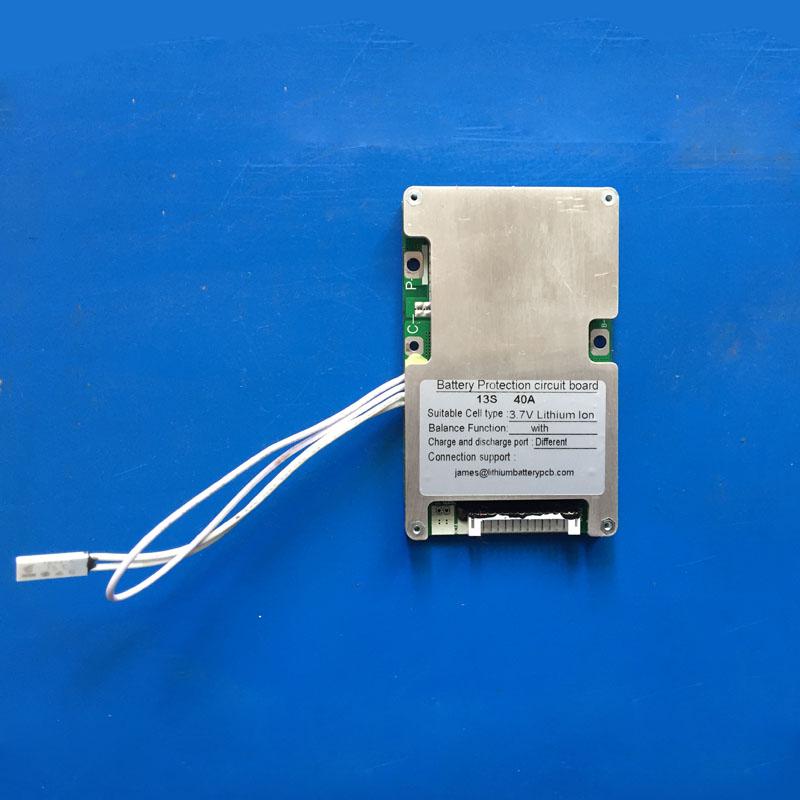 36V LI-ion 18650 Battery BMS
