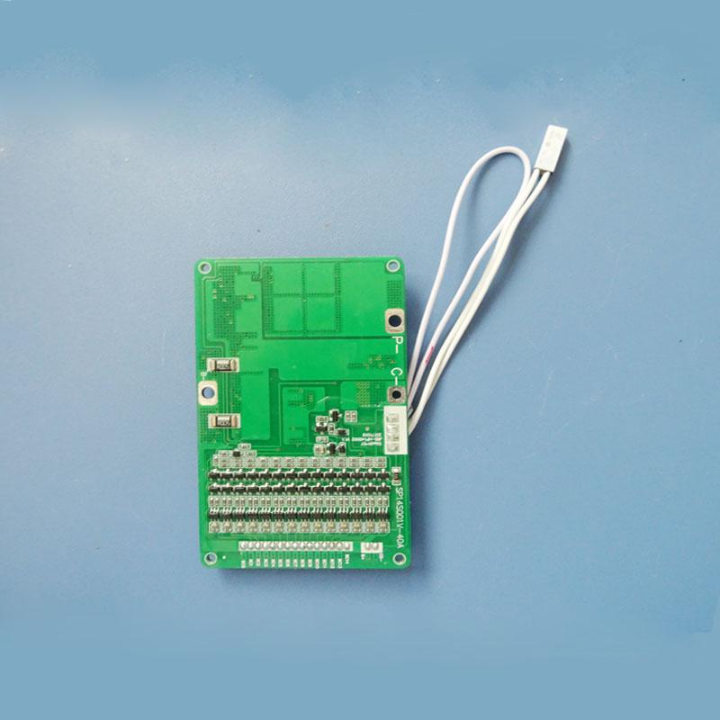 54.6V Lithium Ion Battery PCB