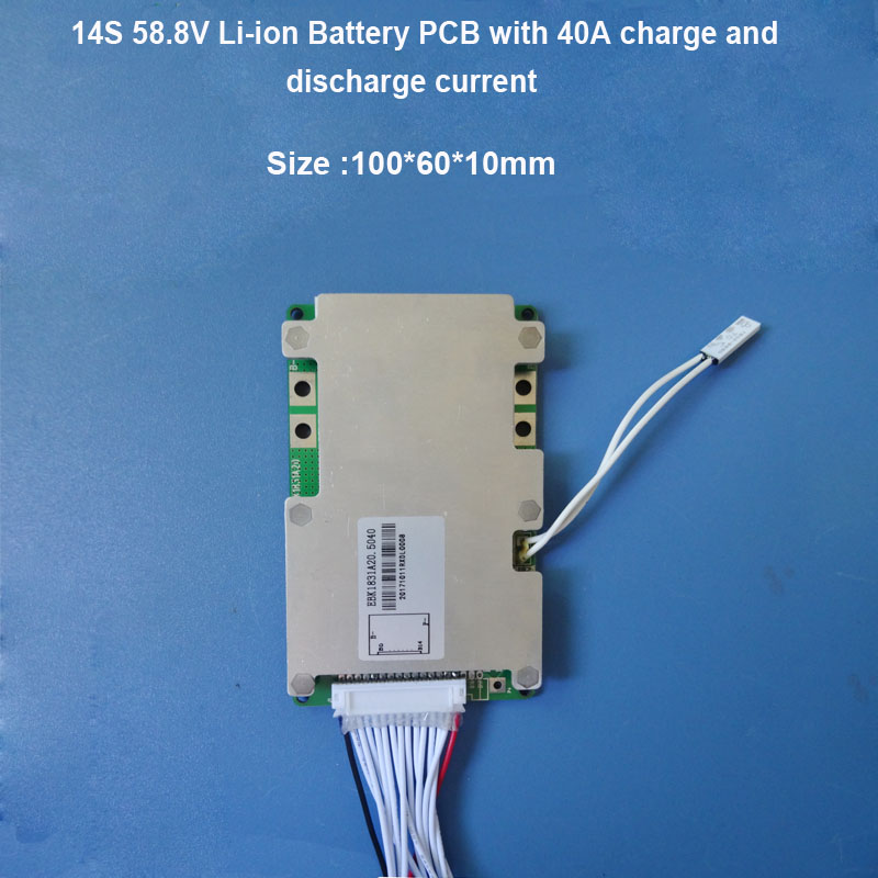 60V Lithium Ion Battery PCB