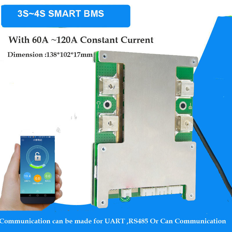 Smart BMS with PC and Mobile Phone APP Communication – LLT