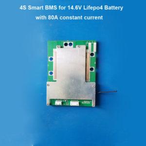 14.6V 4S Bluetooth BMS