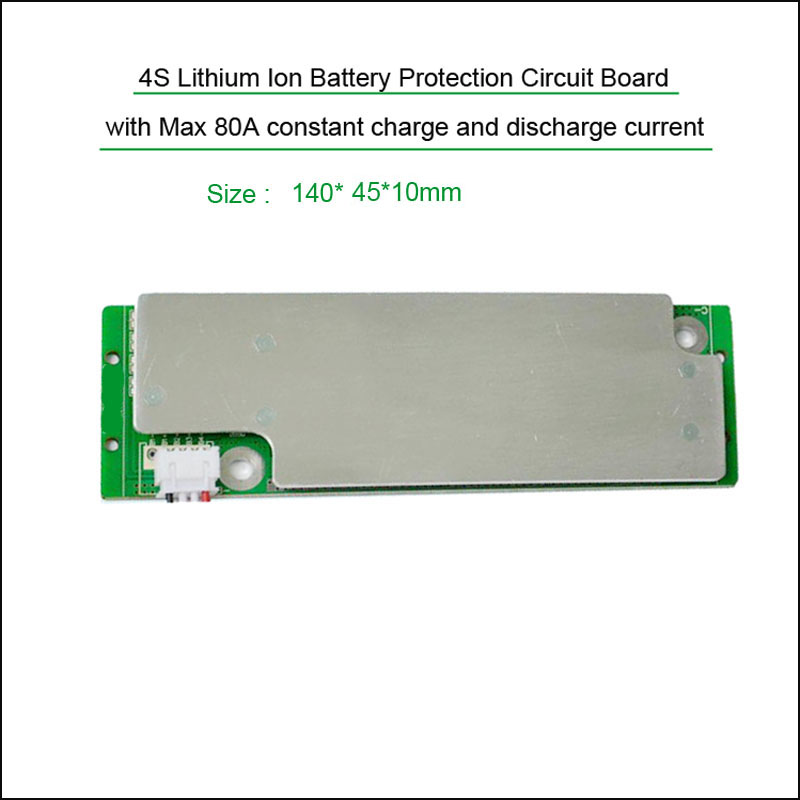 High Quality 14.4V PCB Board with 80A constant current