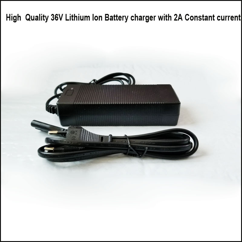 10S 36V Lithium battery charger