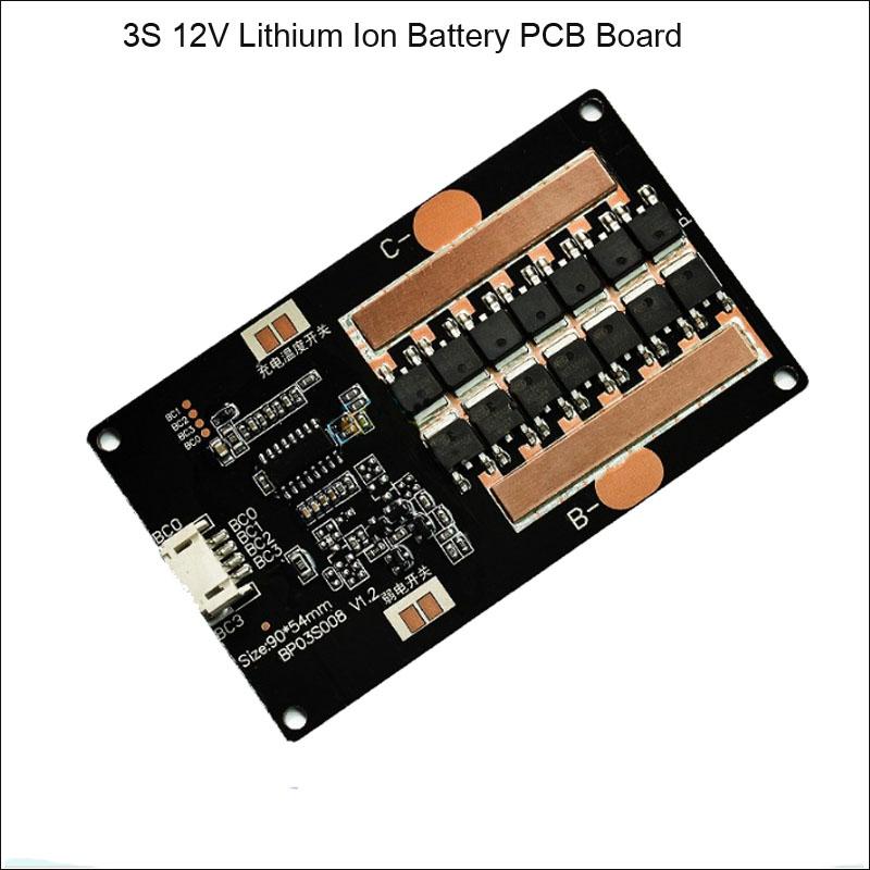 3S 80A converter battery PCB Board 12V