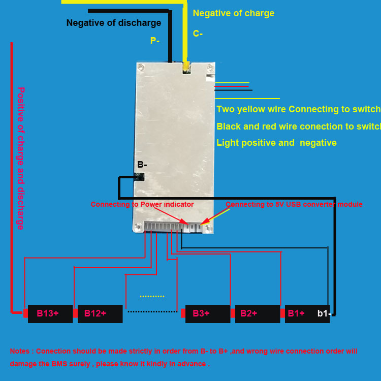 Constant Current Power Supply Applying Circuit Made By W723 Power