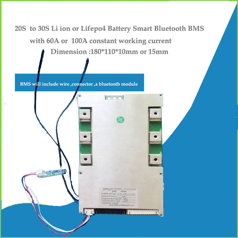 Smart BMS of Power Battery – LLT POWER ELECTRONIC