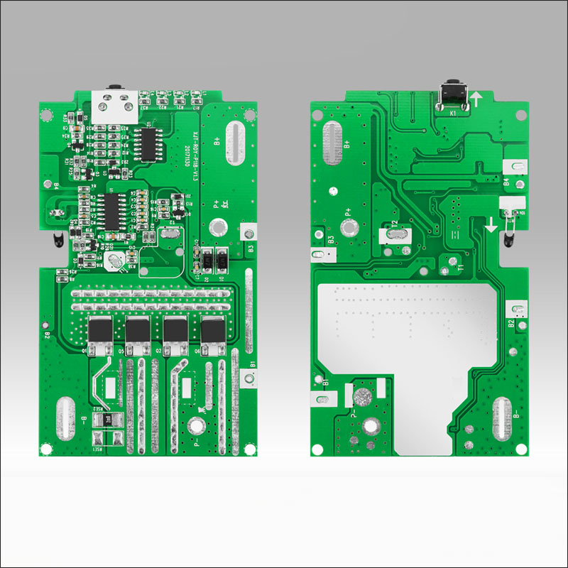 Replacement Battery Protection Circuit Board PCB Board for RYOBI 18V// P103// P108