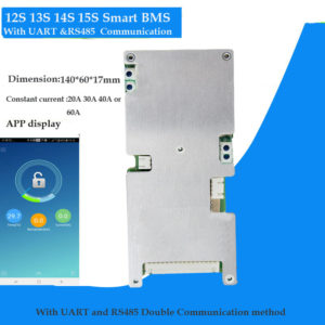 Smart BMS with PC and Mobile Phone APP Communication – LLT POWER