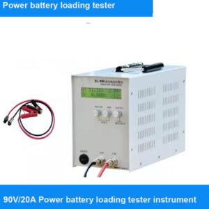 600W loading tester of power battery pack